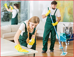 Apartment and Condo Cleaning