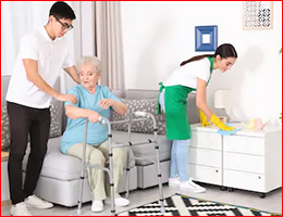 Senior Assistance Cleaning