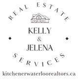 Kelly & Jelena Real Estate Logo