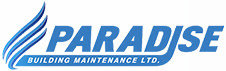 Paradise Building Maintenance Ltd. Logo.