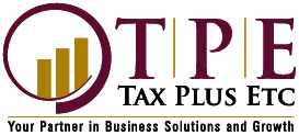Tax Plus Etc Logo