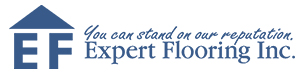 About Expert Flooring INC. Logo