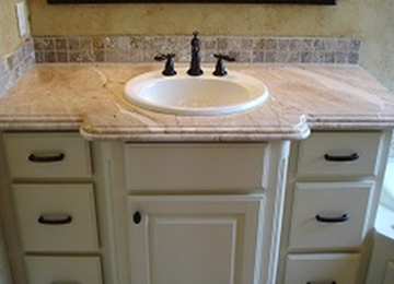 Affordable Kitchen Solution by AABA Kitchen Cabinets and Countertops - Granite Kitchen Countertops Scarborough