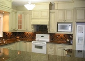 Simple and Beautiful Kitchen Design by AABA Kitchen Cabinets and Countertops - Custom Kitchen Cabinets Toronto