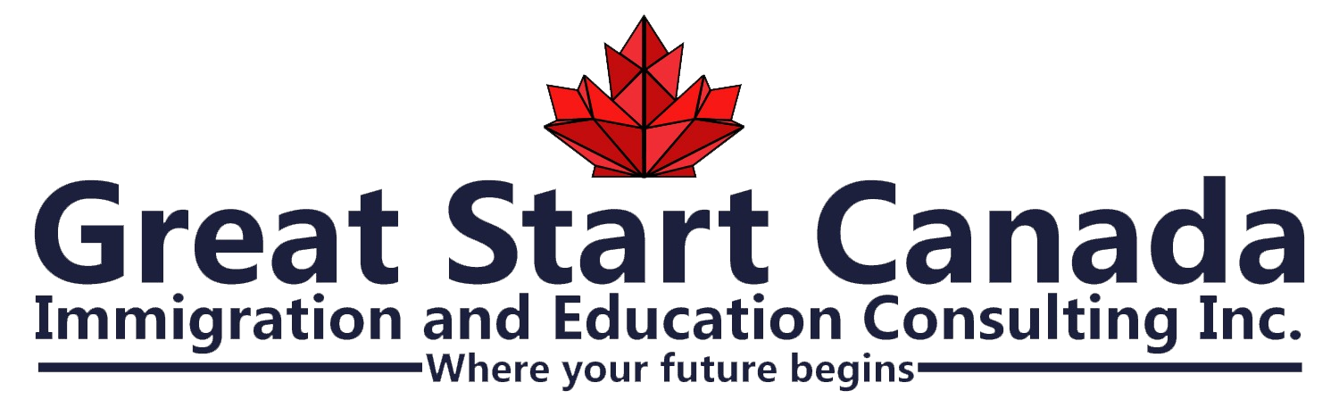 Great Start Canada Immigration & Education Consulting Inc. Logo