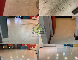 Floor Stripping & Waxing