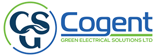Cogent Green Electrical Solutions Ltd. Logo