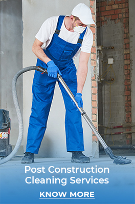 Post Construction Cleaning Services