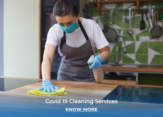COVID 19 Cleaning Services