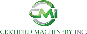 Certified Machinery Inc. Logo