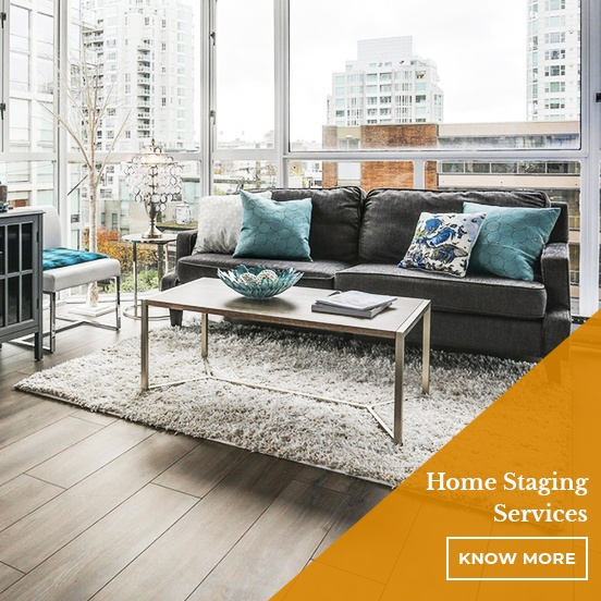 Home Staging West Vancouver