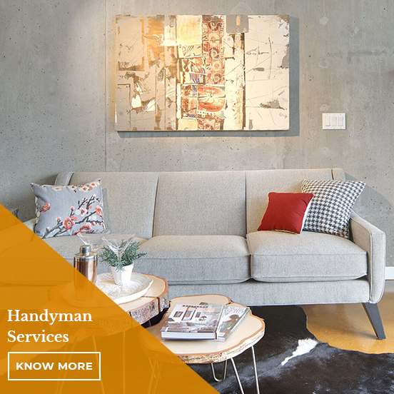Handyman Services New Westminster