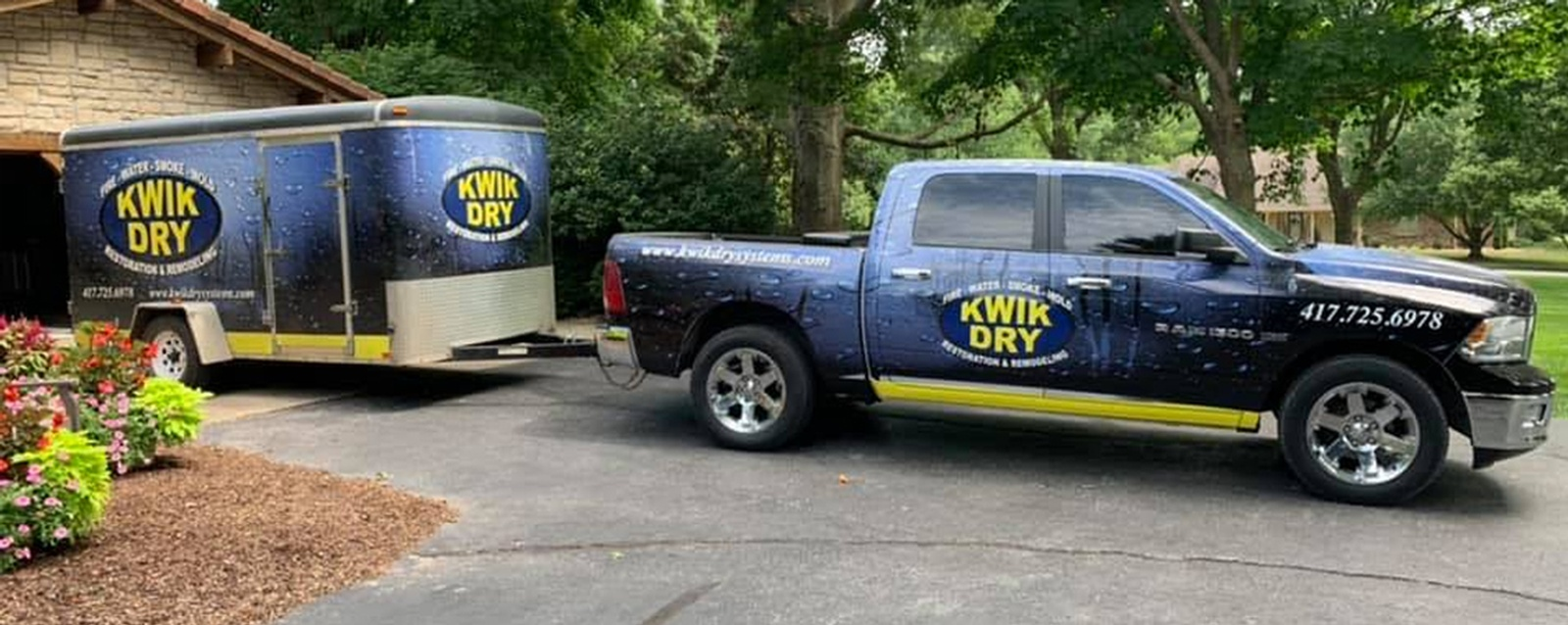 Services by Kwik Dry LLC