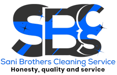 Sani Brothers Cleaning Services Logo