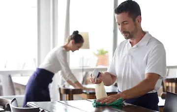 Restaurant Cleaning - Commercial Cleaners Burnaby Edomey Enterprises Ltd. General Cleaning