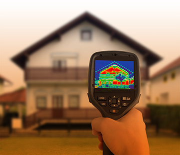Infrared Thermal Imaging Efficiency Reports