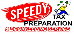 Speedy Tax Preparation & Bookkeeping Service logo