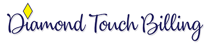 Diamond Touch Billing Logo