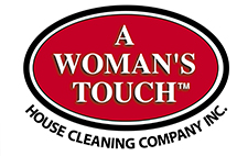 A Woman's Touch Housecleaning Logo