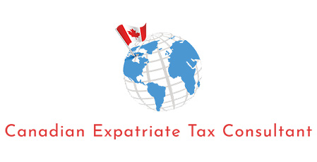 Canadian Expatriate Tax Consultant Logo