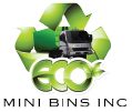 Eco Mini Bins Inc. Logo