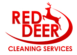 Red Deer Cleaning Services Logo