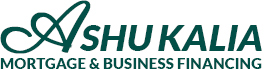 Ashu Kalia - Mortgage & Business Financing Logo