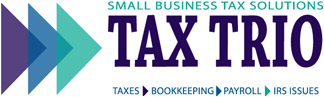 Fenton, Collins & You LLC - The Tax Trio Logo