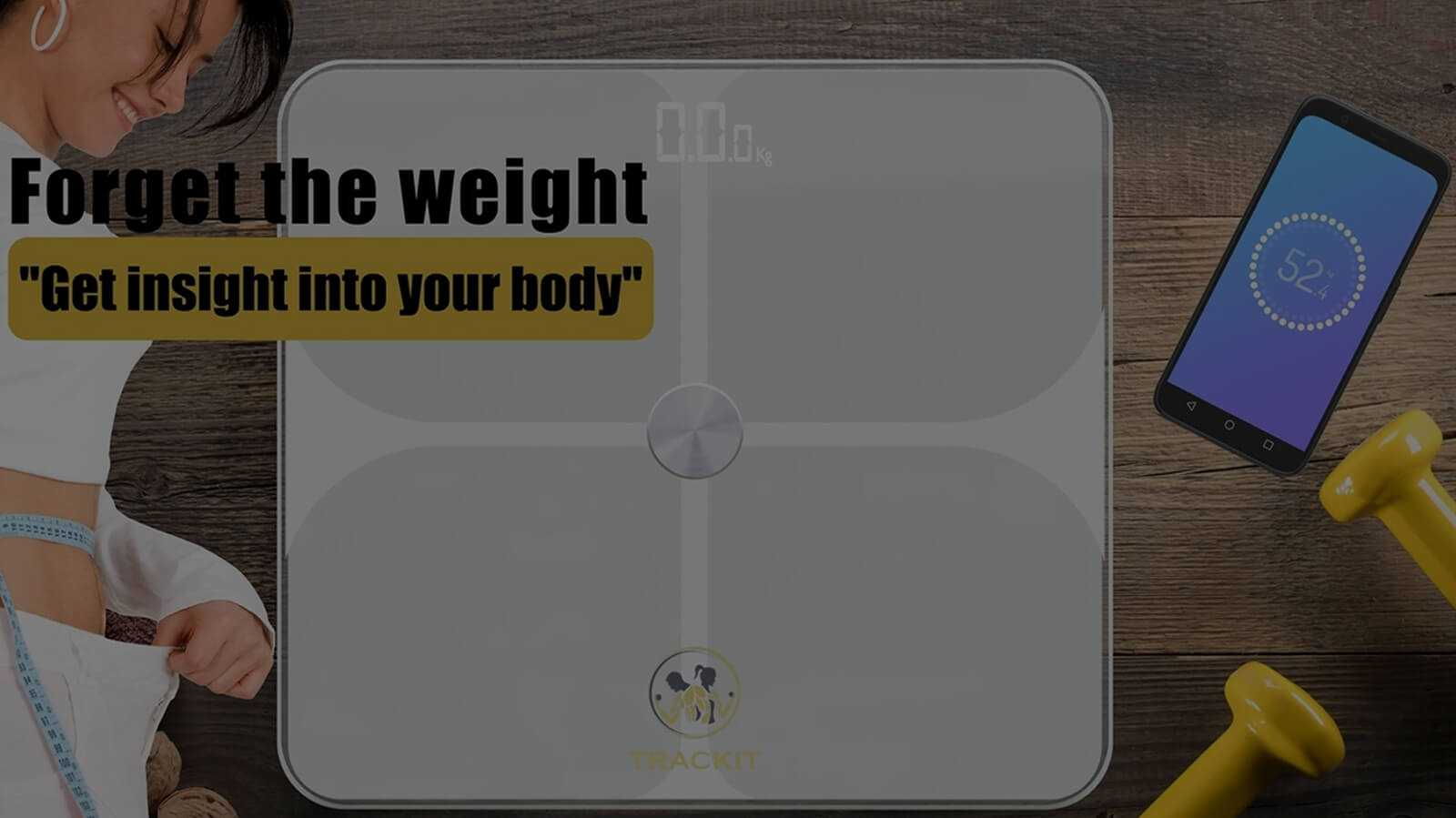Forget the weight - Get insight into your body