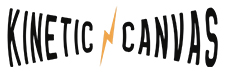 Kinetic Canvas logo