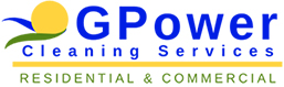 GPower Cleaning Services Logo