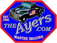 The Ayers Incorporated Master Imaging logo