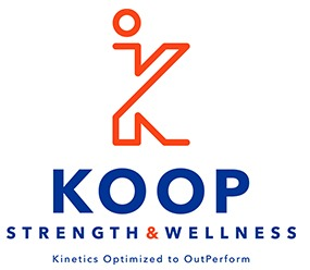 KOOP Strength & Wellness Logo