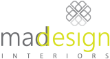 Mad Design Interiors Logo