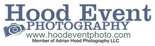 Hood Event Photography Logo