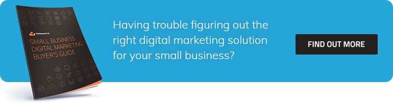 Having trouble figuring out the right digital marketing solution for your small business?