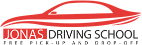 Jonas Driving School Logo