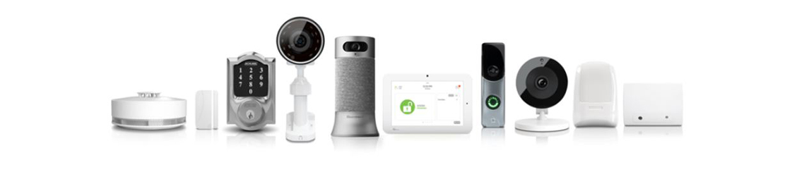 smart security products & solutions