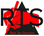 Real Tax Services LLC Logo