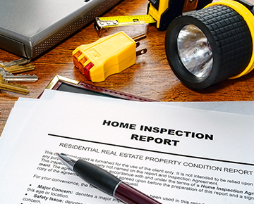 Pre-sale/Pre-purchase Home Inspection