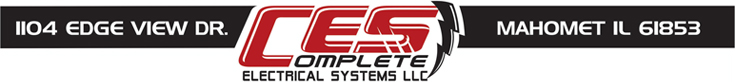 Complete Electrical Systems LLC Logo