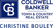 Coldwell Banker  Town & Country R.E. Logo