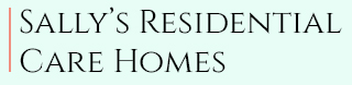 Sally's Residential Care Homes Logo