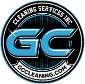 GC Cleaning Services Logo