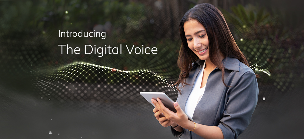 Introducing The Digital Voice - The One Email You Should Care About