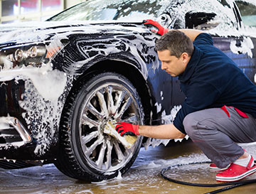 Hand Car Wash Toronto by Rambo Car Care