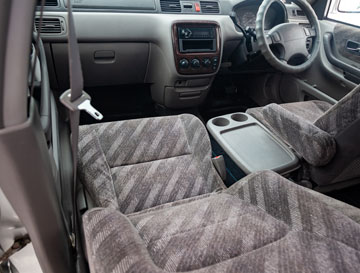SUV Leather Seat Repair Toronto by Rambo Car Care