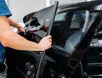 Car Window Tinting Services Toronto by Rambo Car Care