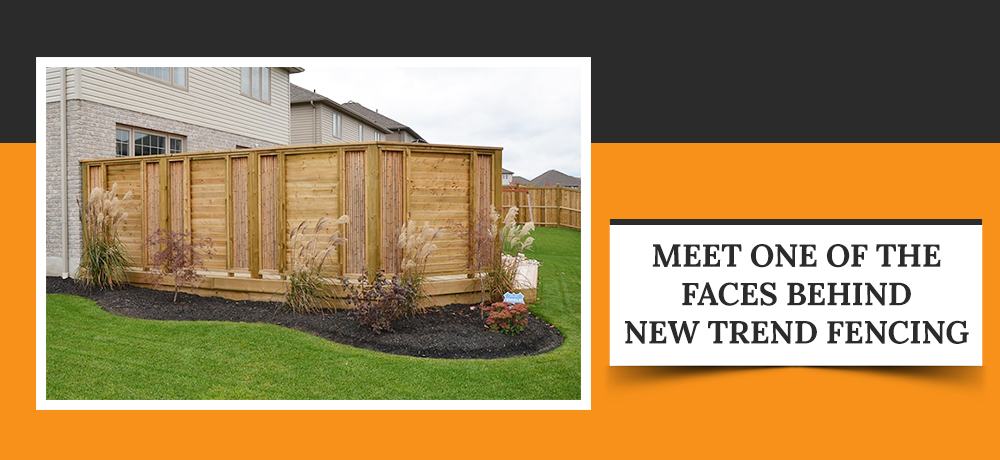 Meet One Of The Faces Behind New Trend Fencing